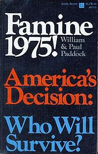 Famine 1975! America's Decision: Who Will Survive?