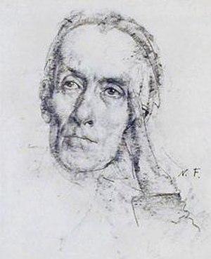 Nicolai Fechin - Nicolai Fechin - Self Portrait
