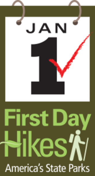 First Day Hikes - First Day Hikes logo