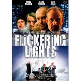 Flickering Lights - DVD cover