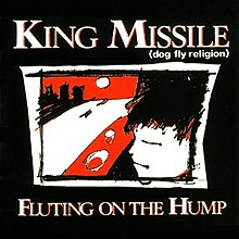 Fluting on the Hump (King Missile album) cover art.jpg