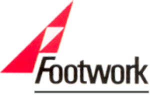 Footwork Arrows - Image: Footwork logo