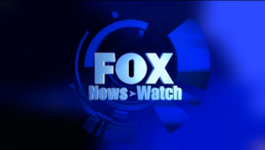 Fox News Watch - Former logo of Fox News Watch