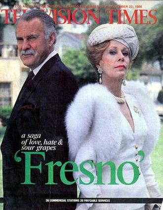 Fresno (miniseries) - Image: Fresno (TV miniseries)