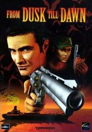 From Dusk Till Dawn (video game) - Cover art of From Dusk Till Dawn