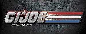 G.I. Joe: Renegades - Image: G.I. Joe Renegades logo