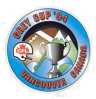 82nd Grey Cup - Image: GC94