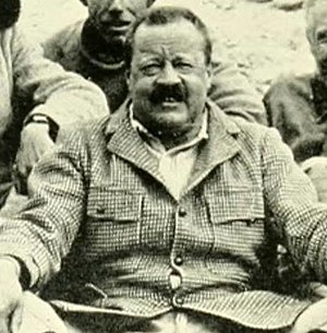 Charles Granville Bruce - Bruce as leader of the 1922 Everest expedition