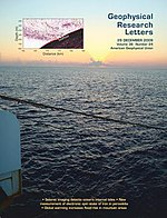 Geophysical Research Letters - Wikipedia, the free encyclopedia
