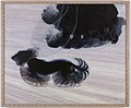 Giacomo Balla, 1912, Dynamism of a Dog on a Leash, oil on canvas, 89.8 x 109.8 cm, Albright-Knox Art Gallery.jpg
