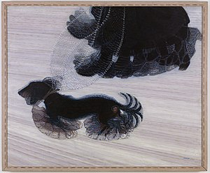 Dynamism Of A Dog On A Leash Wikipedia