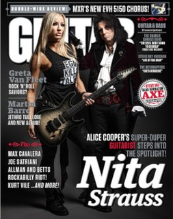 <i>Guitar World</i> magazine