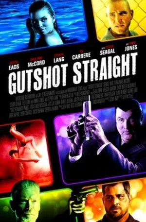 Gutshot Straight - Official movie poster