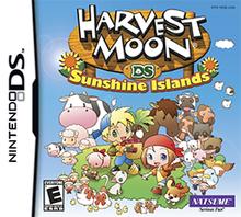 Harvest Moon DS: Sunshine Islands - Wikipedia