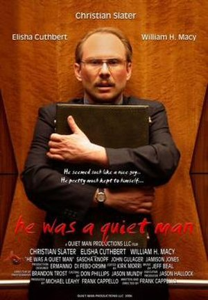He Was a Quiet Man - He Was a Quiet Man film poster