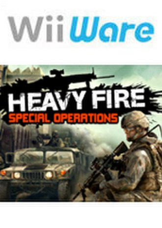 Heavy Fire - Image: Heavy Fire Special Operations Cover Art