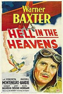 <i>Hell in the Heavens</i> 1934 film by John G. Blystone