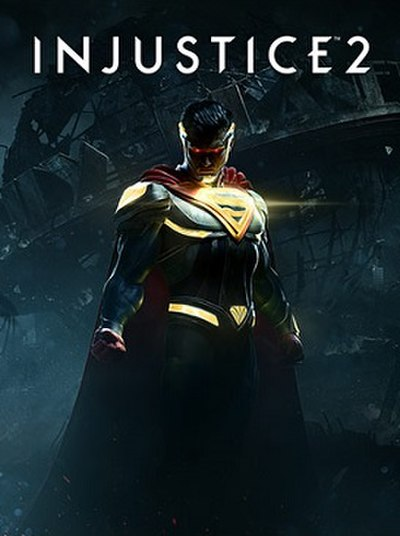 Picture of a game: Injustice 2