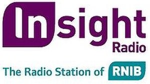 RNIB Connect Radio - Image: Insightradiologo