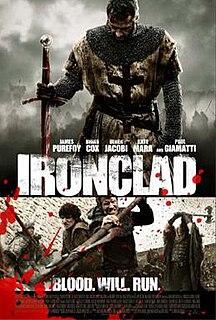 <i>Ironclad</i> (film) 2011 film