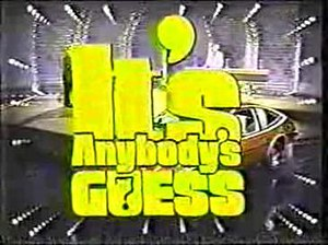 It's Anybody's Guess - Image: Its Anybodys Guess