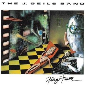 Freeze Frame (The J. Geils Band album) - Image: J. Geils Band Freeze Frame