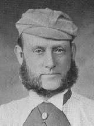 Hampshire County Cricket Club -  James Southerton, who played in the first ever Test match