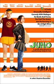 Who can help me with Juno movie HW?