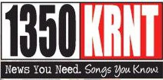 KRNT - Image: KRNT logo