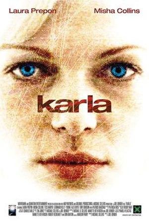 Karla (film) - Film poster