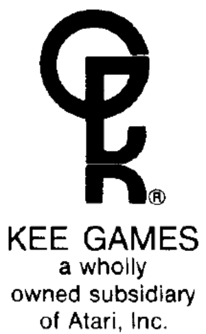 Kee Games - trademark used after 1974