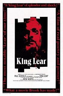 <i>King Lear</i> (1971 British film) 1971 film