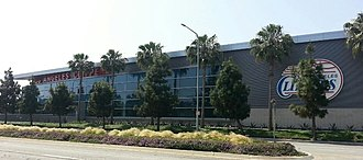 Los Angeles Clippers Training Center - Image: LACTC