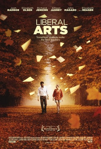 Liberal Arts (film) - Poster for Liberal Arts