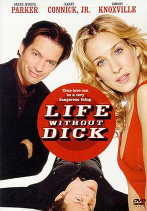 Life Without Dick - DVD cover