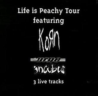 Life Is Peachy - Life Is Peachy Tour Sampler