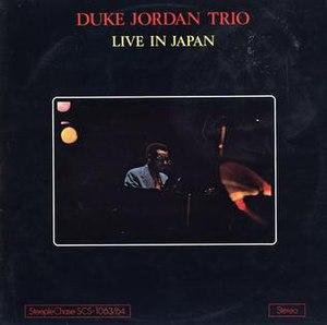 Live in Japan (Duke Jordan album)