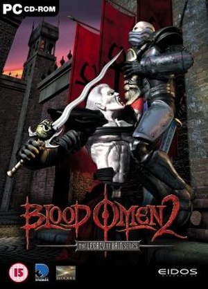 Blood Omen 2 - Image: Lo K Blood Omen 2 Cover PC