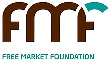 Logo of the Free Market Foundation of South Africa.jpg