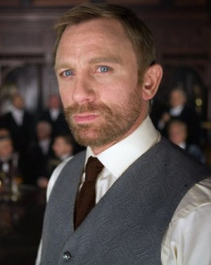 Lord Asriel - Daniel Craig as Lord Asriel in the film The Golden Compass.