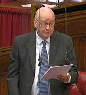Johan Steyn, Baron Steyn - Image: Lord Steyn 2009