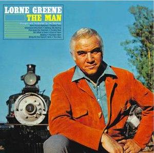 The Man (Lorne Greene album) - Image: Lorne green the man