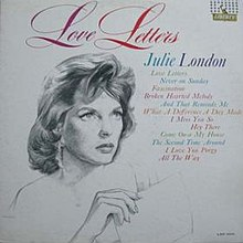 Love Letters (Julie London album) cover.jpg