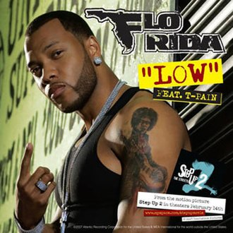 Low (Flo Rida song) - Image: Low fr tp