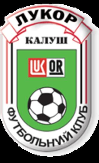 FC Kalush - Emblem FC LUKOR Kalush