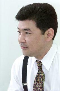 Maksat Idenov Kazakhstani businessman