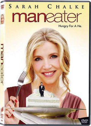Maneater (miniseries) - DVD cover