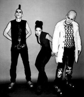 MDFMK - Promotional photo of MDFMK, 2000.