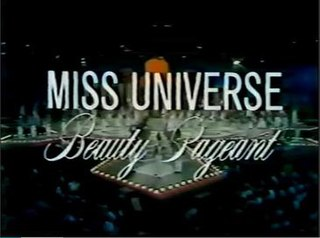 23rd Miss Universe pageant