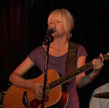 Molly Jenson in 2005